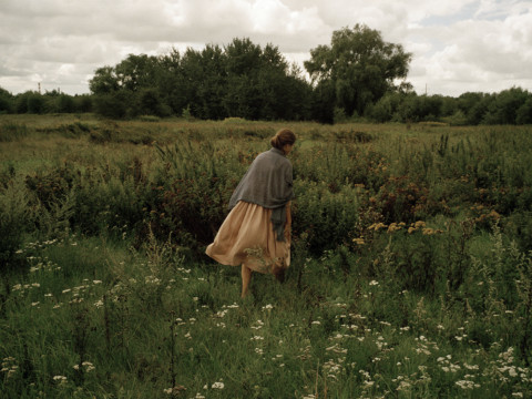 Vlada in the fields